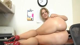 Big Ass, Pornstar, Sex Toys, Strip