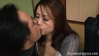 Asian, Blowjob, Cumshot, Exotic, Housewife, MILF, Wife
