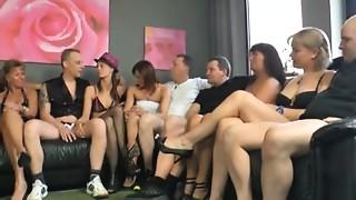 Blowjob, Fetish, Group Sex, Mature, Party, Swingers