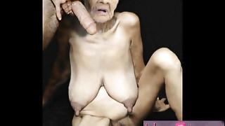 BBW, Big Ass, Compilation, Grannies, Mature