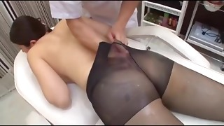 Big Ass, Extreme, Massage, Panties, Pantyhose