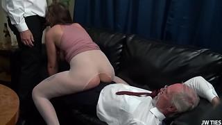 Big Boobs, Big Cock, Blowjob, Facial, Fucking, Office, Orgasm, Reality, Secretary, Slut