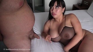 Asian, Big Boobs, Mature, MILF, Stepmom