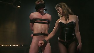 BDSM, Femdom, MILF