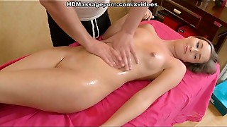 Big Ass, Cumshot, Facial, Massage, Oiled