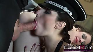 Anal, Babe, BDSM, Big Boobs, Big Cock, Blowjob, Brunette, Cumshot, Facial, Fetish