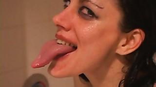 Indian, Kissing, Lesbian
