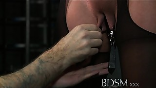 BDSM, Beautiful, Blonde, Fetish, Softcore