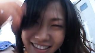 Asian, Babe, Big Boobs, Big Cock, Fingering, Hairy, Lingerie, Masturbation, Natural, Nipples