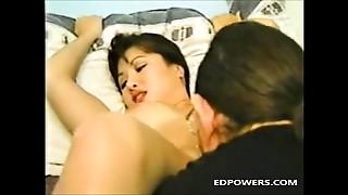 Amateur, Asian, Ass licking, Beautiful, Big Ass, Big Boobs, Blowjob, Brunette, Fingering, Fucking