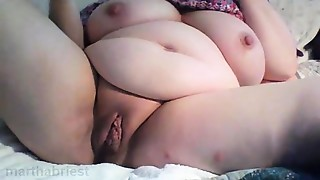 BBW, Big Ass, Big Boobs, Fisting, Homemade, Masturbation, MILF, Natural, Sex Toys, Solo