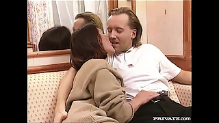 Ass licking, Big Ass, Big Boobs, Blowjob, Brunette, Cumshot, Facial, Hairy, Indian, MILF