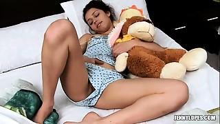 Fingering, Latina, Masturbation