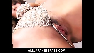 Asian, Babe, Big Ass, Big Boobs, Blowjob, Face Sitting, Fingering, Hairy, Fucking, Lingerie