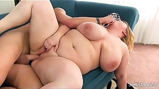 BBW, Big Boobs, Chubby, Fucking