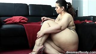 BBW,Big Ass,Chubby,Foot Fetish,Fucking,MILF,Smoking