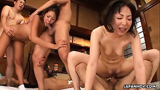 Asian, Babe, Big Ass, Big Cock, Exotic, Group Sex, Fucking, Lingerie, Reality, Wet