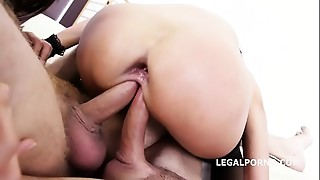 Anal, Ass licking, Babe, Double Penetration, Fisting, Gaping, Orgasm