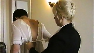 BDSM, Femdom, Maid, Spanking