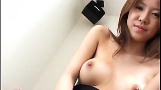 Asian, Big Boobs, Big Cock, Blowjob, Fingering, Hairy, Kissing, Lingerie, MILF, POV