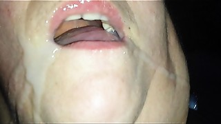 Big Ass, Blowjob, Cumshot, Facial, Sleeping