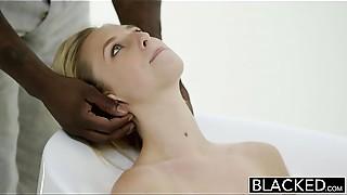 Beautiful, Big Cock, Black and Ebony, Blonde, Blowjob, Doggystyle, Gagging, Interracial