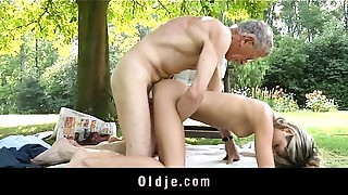 Blonde, Blowjob, Doggystyle, Mature, Old and young, Petite, Pornstar, Seduced, Shaved, Teen