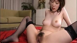 Asian,BDSM,Blowjob,Double Penetration,Sex Toys,Stockings