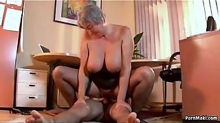 Big Boobs, Big Cock, Grannies, Mature, MILF, Old and young, Slut, Stepmom, Teen