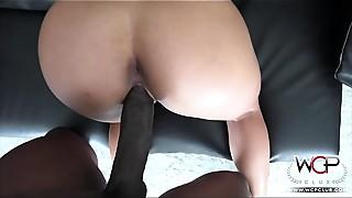 Babe, Big Cock, Black and Ebony, Blowjob, Brunette, Cumshot, Doggystyle, Facial, Fingering, Masturbation