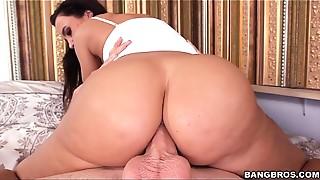 Anal, Big Ass, Big Boobs, Brunette, Fucking, MILF
