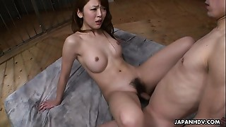 Asian, Big Ass, Big Cock, Couple, Fucking, Reality, Teen, Wet