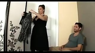 Big Cock, Blowjob, Cumshot, Mature, MILF, Petite, Stepmom