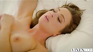 Big Ass, Big Cock, Blowjob, Brunette, Cumshot, Doggystyle, Facial, Threesome