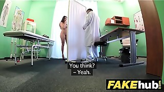 Amateur, Big Boobs, Blowjob, Brunette, Cumshot, Doctor, Fake, Hidden Cams, Milk, Natural