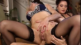 Extreme, Fisting, Group Sex, Threesome, Vintage