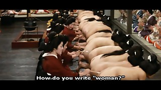 Asian, Big Ass, Fingering, Lesbian, Massage, Orgasm, Slut