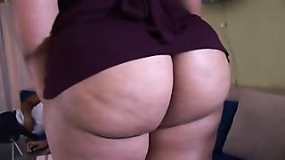 BBW, Big Ass, Big Cock, Black and Ebony, Cumshot