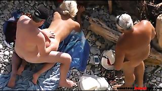 Amateur, Outdoor, Public Nudity, Voyeur, Wife