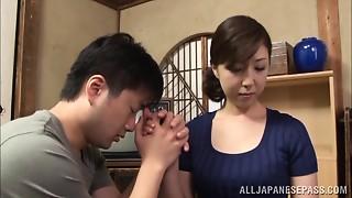 Asian, Blowjob, Exotic, Facial, Housewife, Mature, Wife