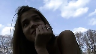 Amateur, Czech, POV, Public Nudity, Reality, Teen