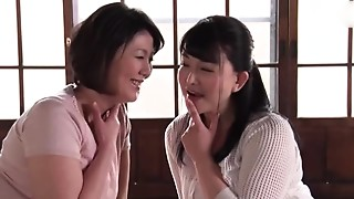 Asian, Mature, Old and young, Teen