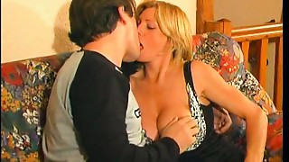 Big Boobs, Fucking, Mature, MILF, Old and young, Stepmom, Teen