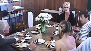 Babe, Big Cock, Daughter, Extreme, Kissing, Kitchen, Pornstar, Socks, Teen