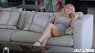 Blonde, Blowjob, Cumshot, Doggystyle, Facial, Fucking