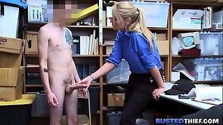 Babe, Big Boobs, Big Cock, Blonde, Doggystyle, Fucking, MILF, Office, Pornstar, Reality