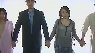 Asian, Couple, Cuckold, Grannies, Kissing, Swingers, Wife