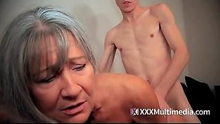 Cumshot, Doggystyle, Grannies, Fucking, Mature, MILF, Petite, Stepmom, Teen