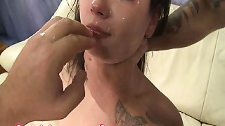 Amateur, Blowjob, Brutal, Extreme, Gagging, Gangbang, Threesome