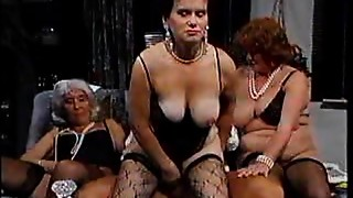 BBW, Gangbang, Grannies, Mature, Old and young